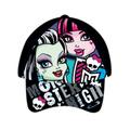 Monster High® Sapca (54-56) Negru