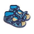 Viggami® Sandale Karo DK Bleumarin