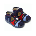 Viggami® Sandale Smerfus 2 Bleumarin-rosu