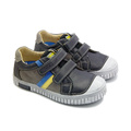 D.D.Step® Pantofi sport piele Gri 3338