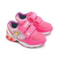Wink® Pantofi sport LED Fuxia