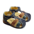 Sunway® Sandale piele Bleumarin Maro