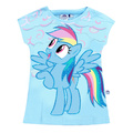 My Little Pony® Tricou bleu 202642