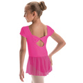 Body gimnastica & dans Magenta 1108