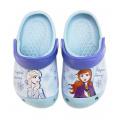 Frozen® Saboti spuma albastri 102117