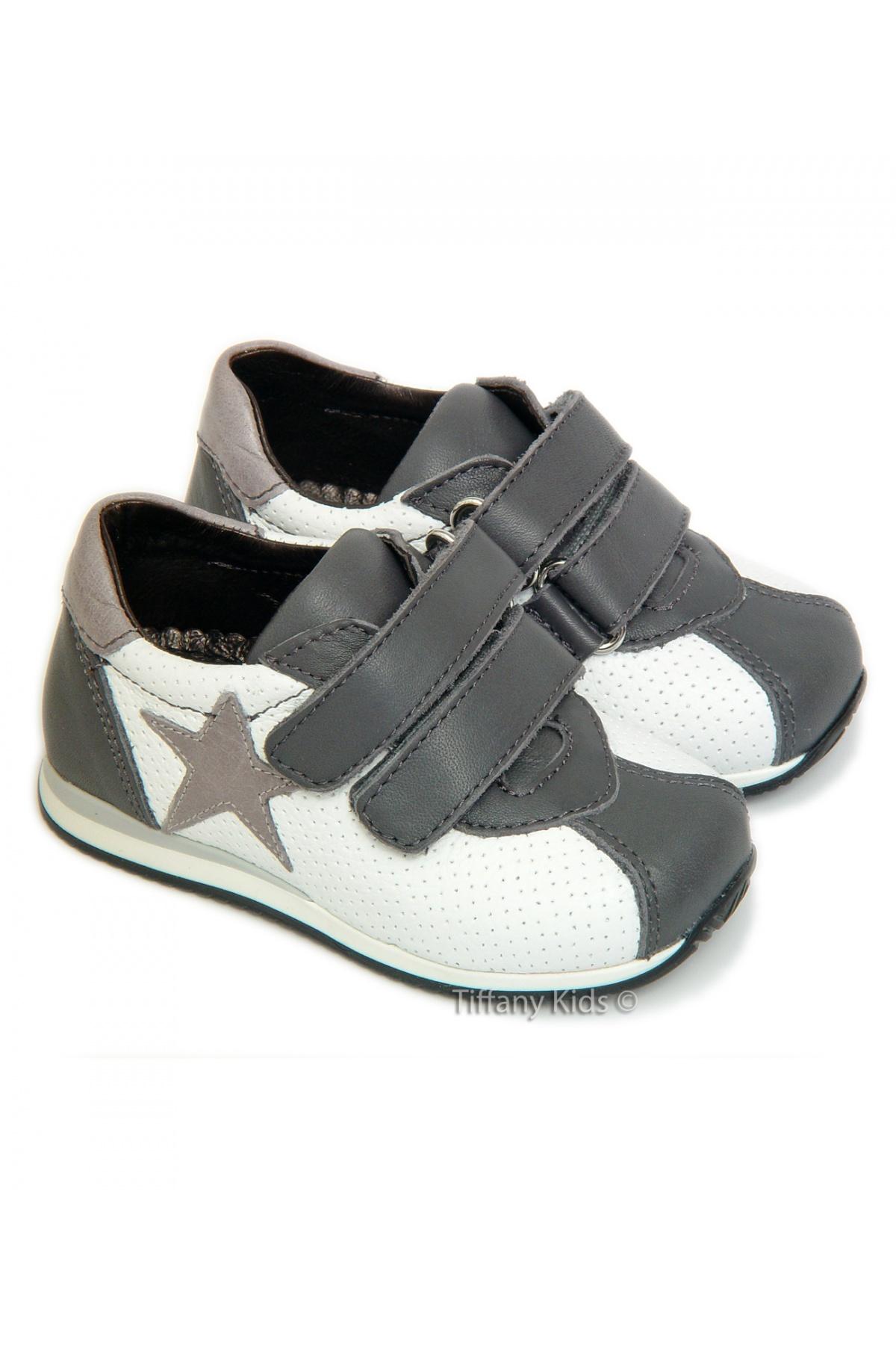 Avus® Pantofi sport piele Alb