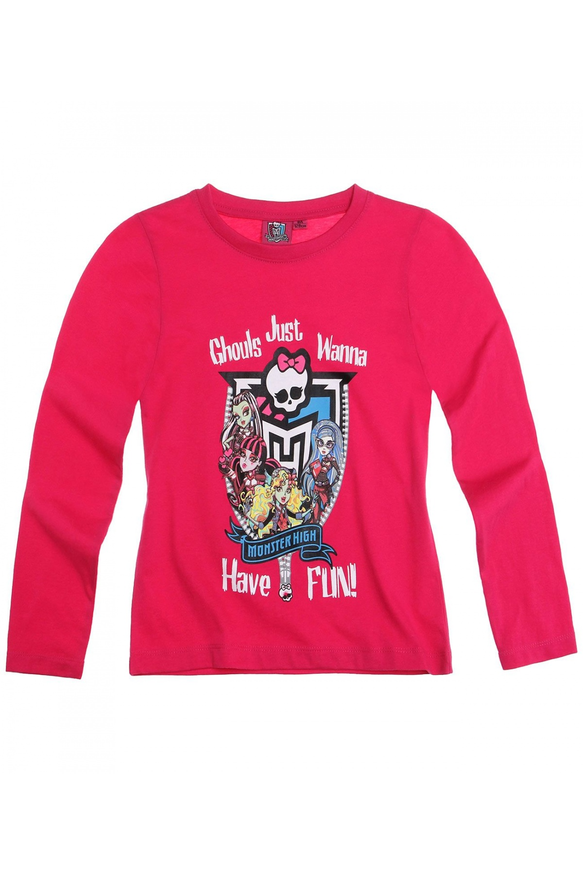 Monster High® Bluza (128-164) Ciclam