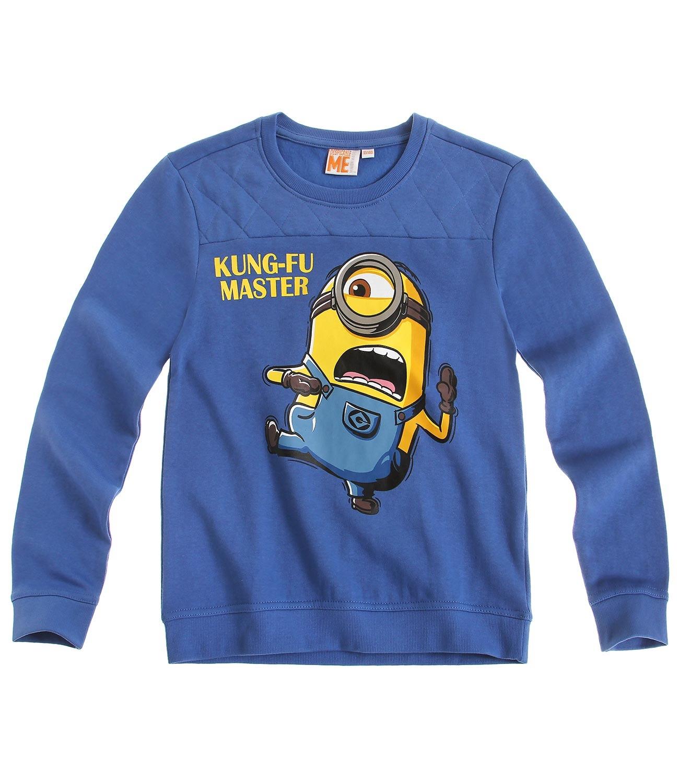 Minions® Bluza Flausata Albastru