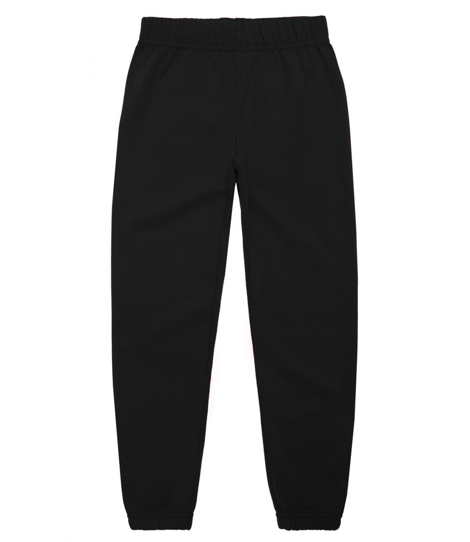 Pantaloni Trening flausati Negru