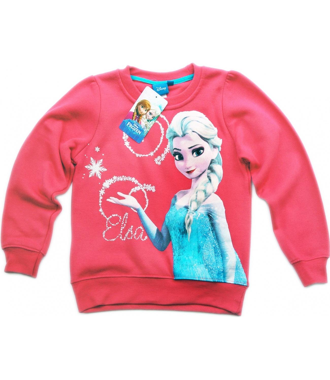 Frozen® Bluza Flausata Roz