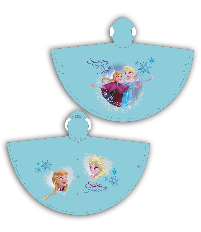 Frozen® Pelerina ploaie Turcoaz