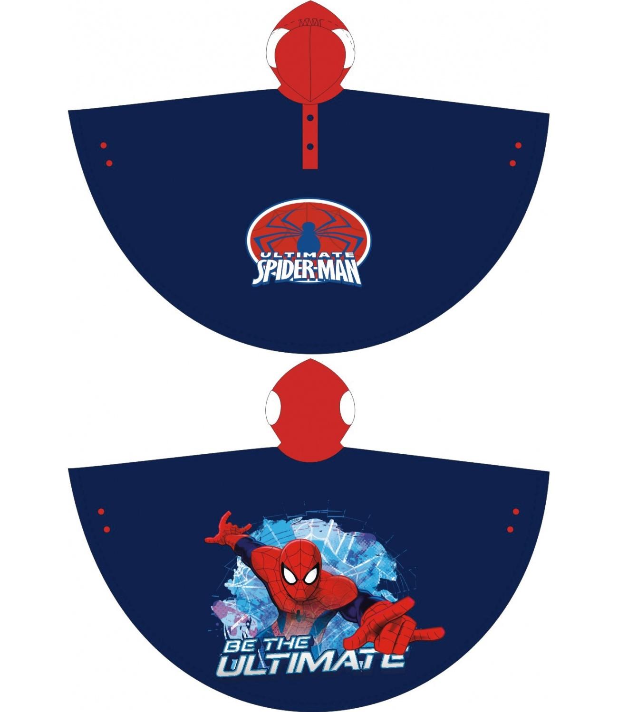Spiderman® Pelerina ploaie Bleumarin