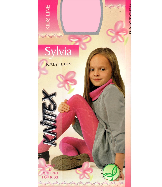 Dres Chilot Sylvia (6-12 ani) Roz