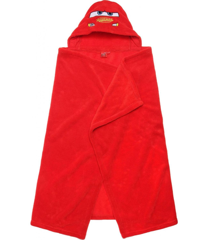 Cars® Poncho (3-8 ani) Rosu
