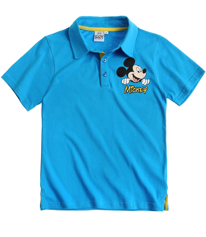 Mickey® Tricou Polo Turcoaz