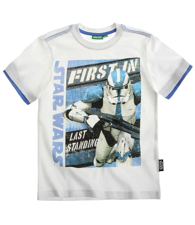 Star Wars® Tricou Alb