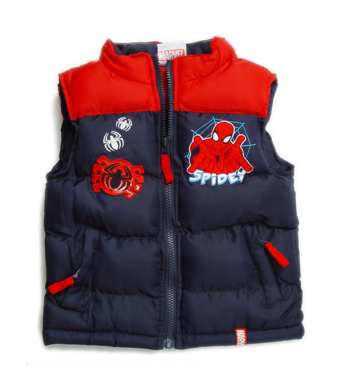 Spiderman® Vesta matlasata  Bleumarin