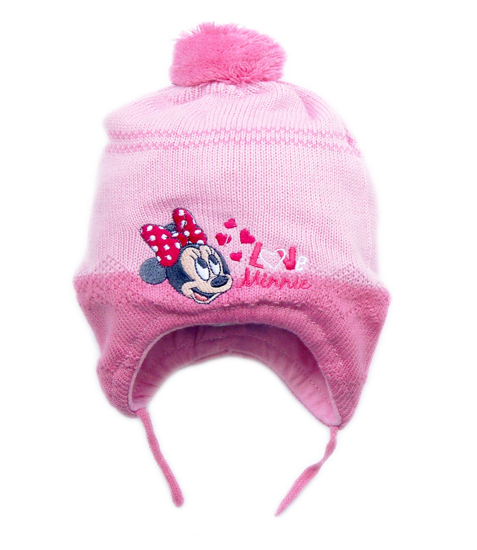Minnie® Caciulita bebe (42-46) Roz