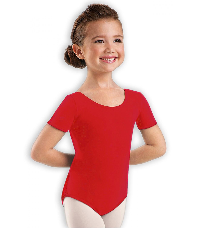 Body gimnastica & dans Rosu 1100