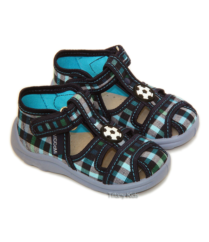 Viggami® Sandale Kubus Multicolor