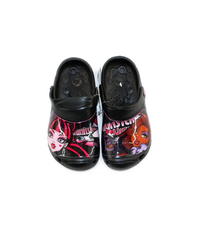 Monster High® Saboti tip Crocs Negru