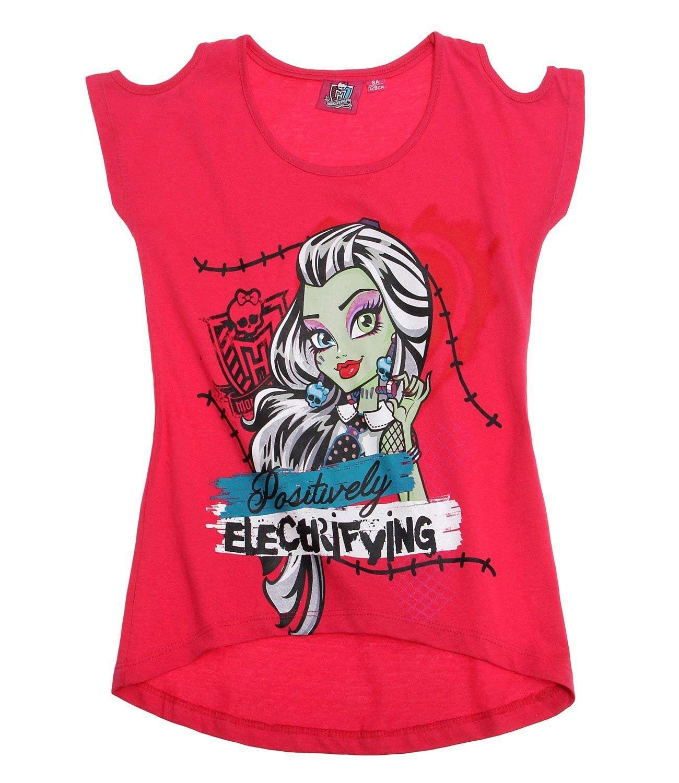 Monster High® Tricou Fuxia