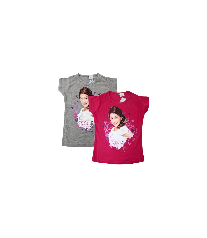 Violetta ® Tricou Gri