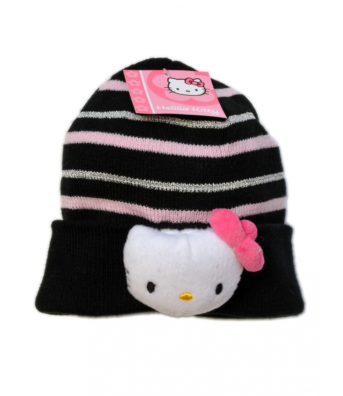 Hello Kitty® Caciulita (50-52) Negru