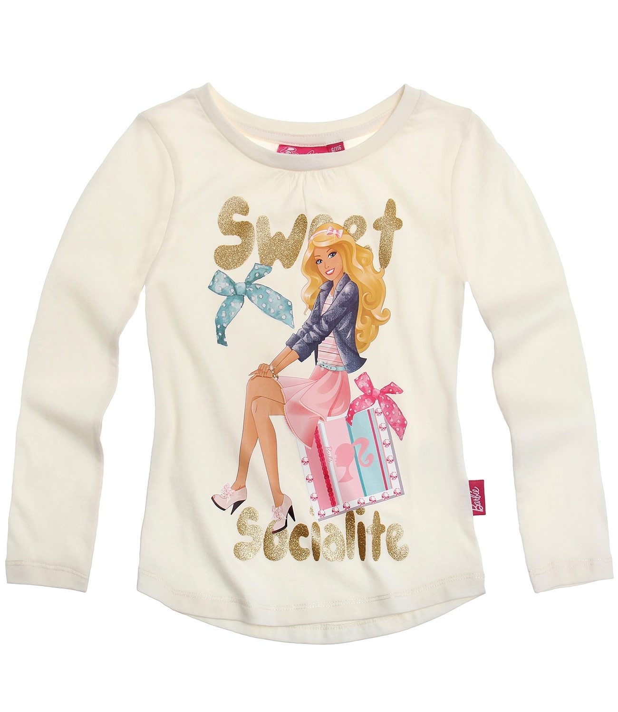 Barbie® Bluza (104-140) Crem