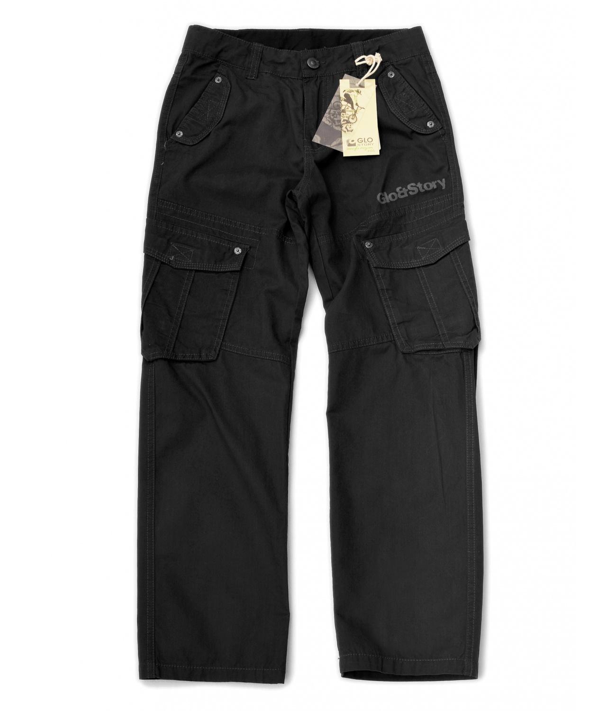 Pantaloni (134-164) Glo Story Negru