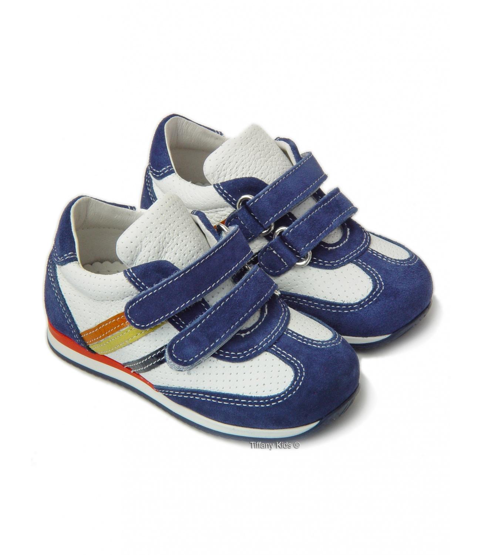 Avus® Pantofi sport piele Multicolor