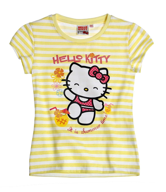 Hello Kitty Tricou Galben