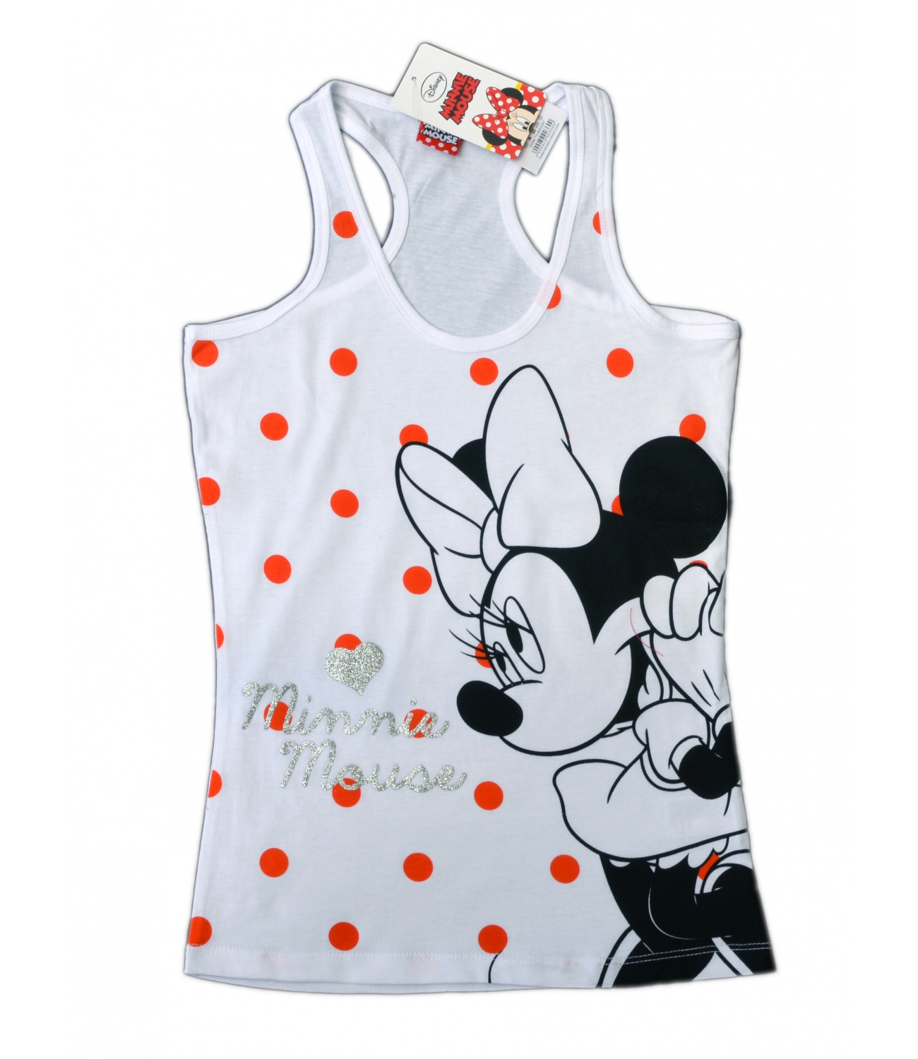 Minnie® Maieu Alb