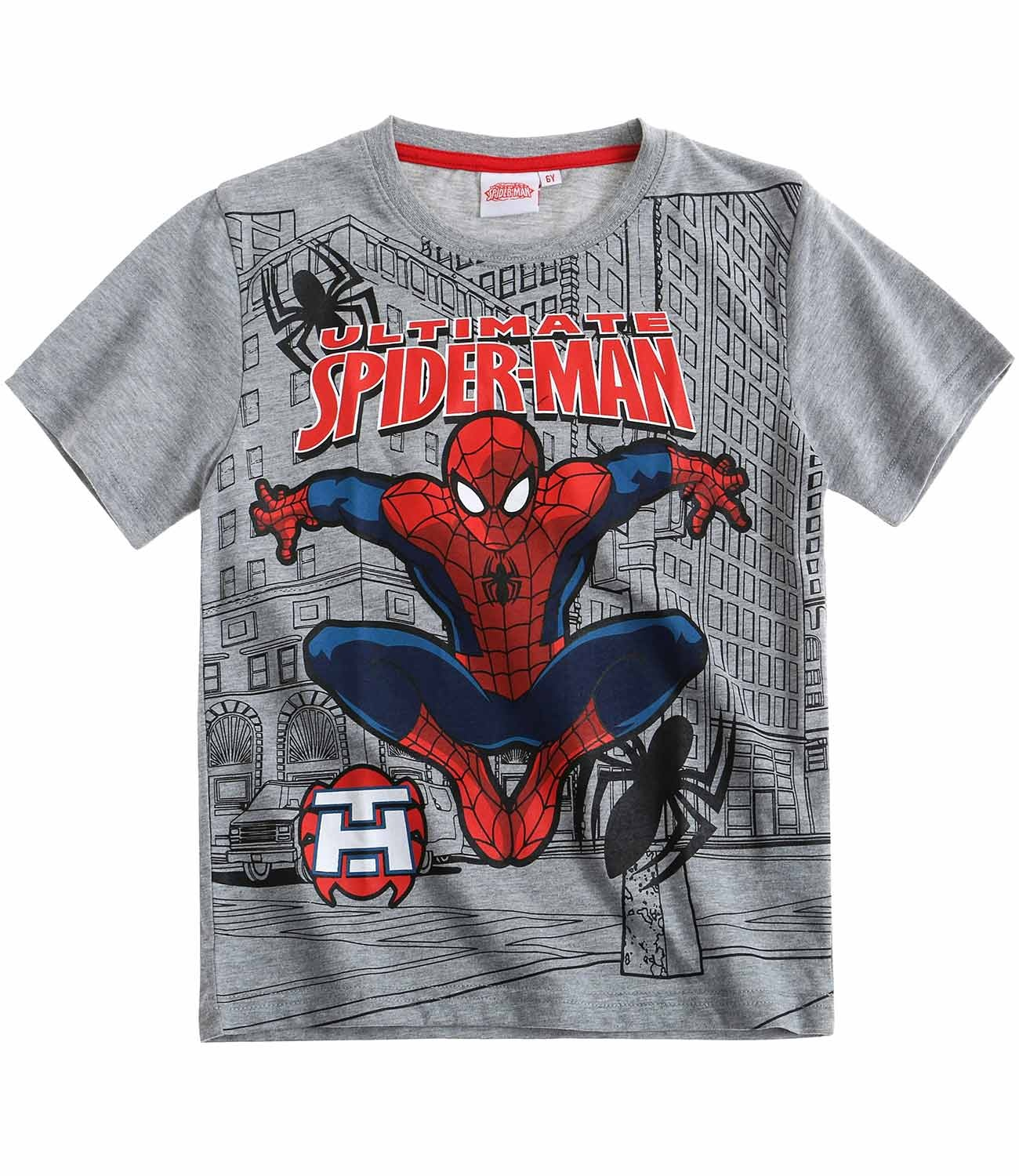 Spiderman® Tricou Gri