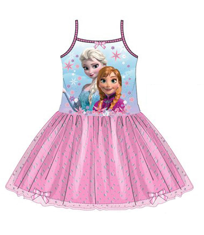 Frozen® Rochie cu bretele Roz