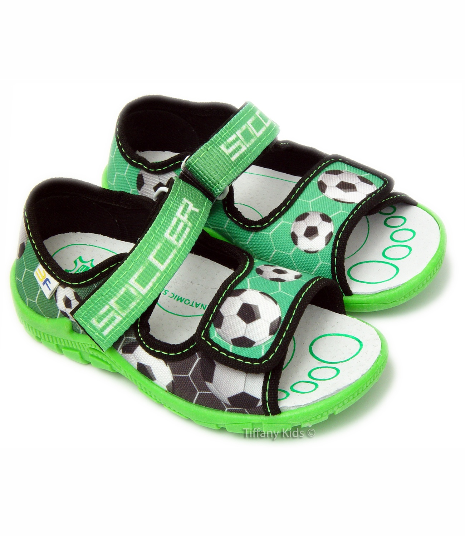 3F® Sandale Sport Verde