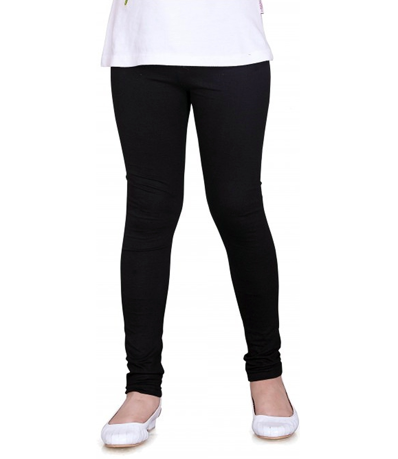 Leggins Basic normal Negru