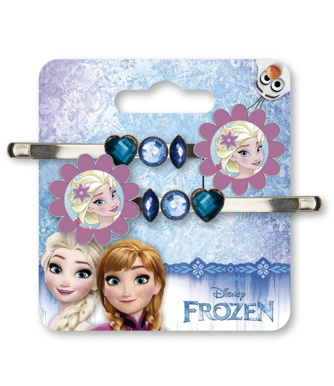 Frozen® Set agrafe Multicolor