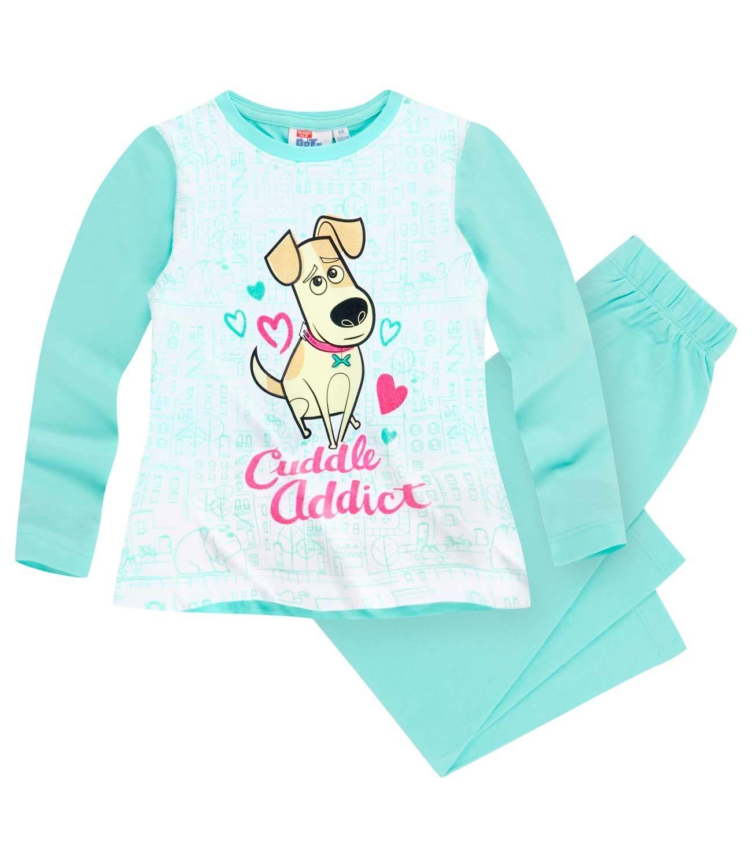 Secret Life of Pets® Pijama Alb-Turcoaz
