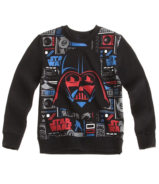 Star Wars® Bluza Flausata Neagra