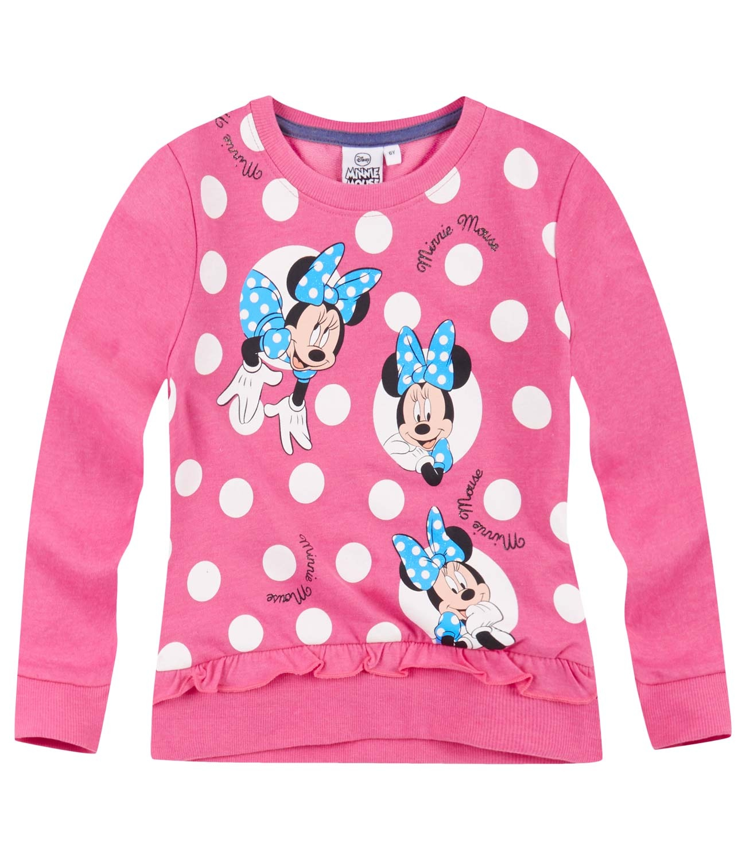 Minnie® Bluza flausata Ciclam