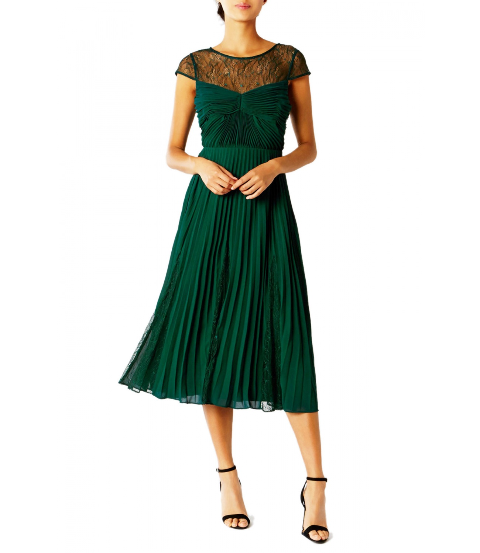 Raspberry® Rochie Gala Verde 16810