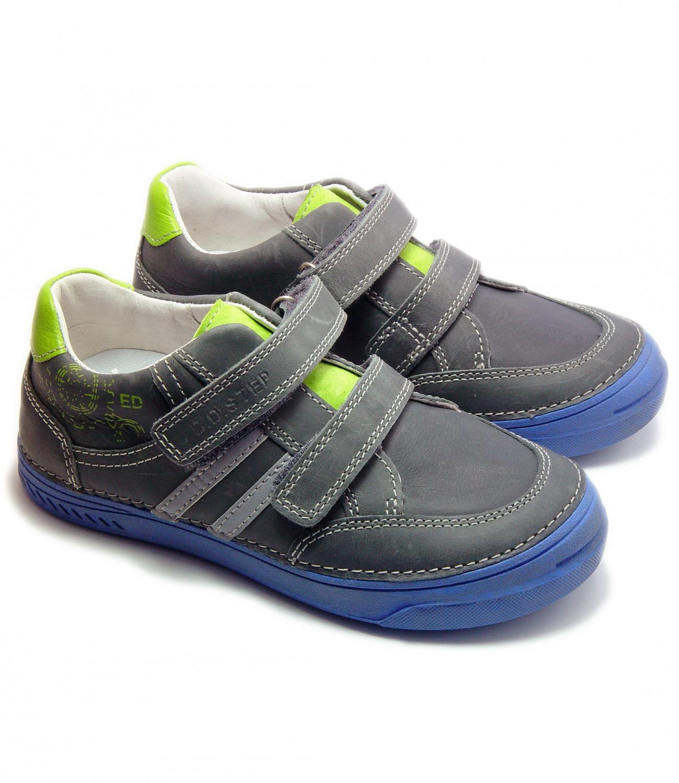 D.D.Step® Pantofi sport piele Albastru 40405
