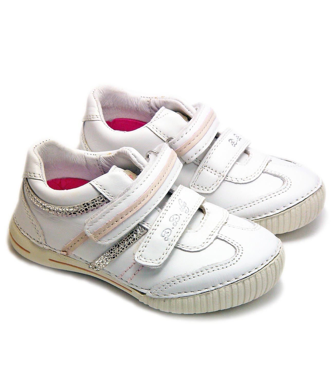D.D.Step® Pantofi sport piele Alb 364400