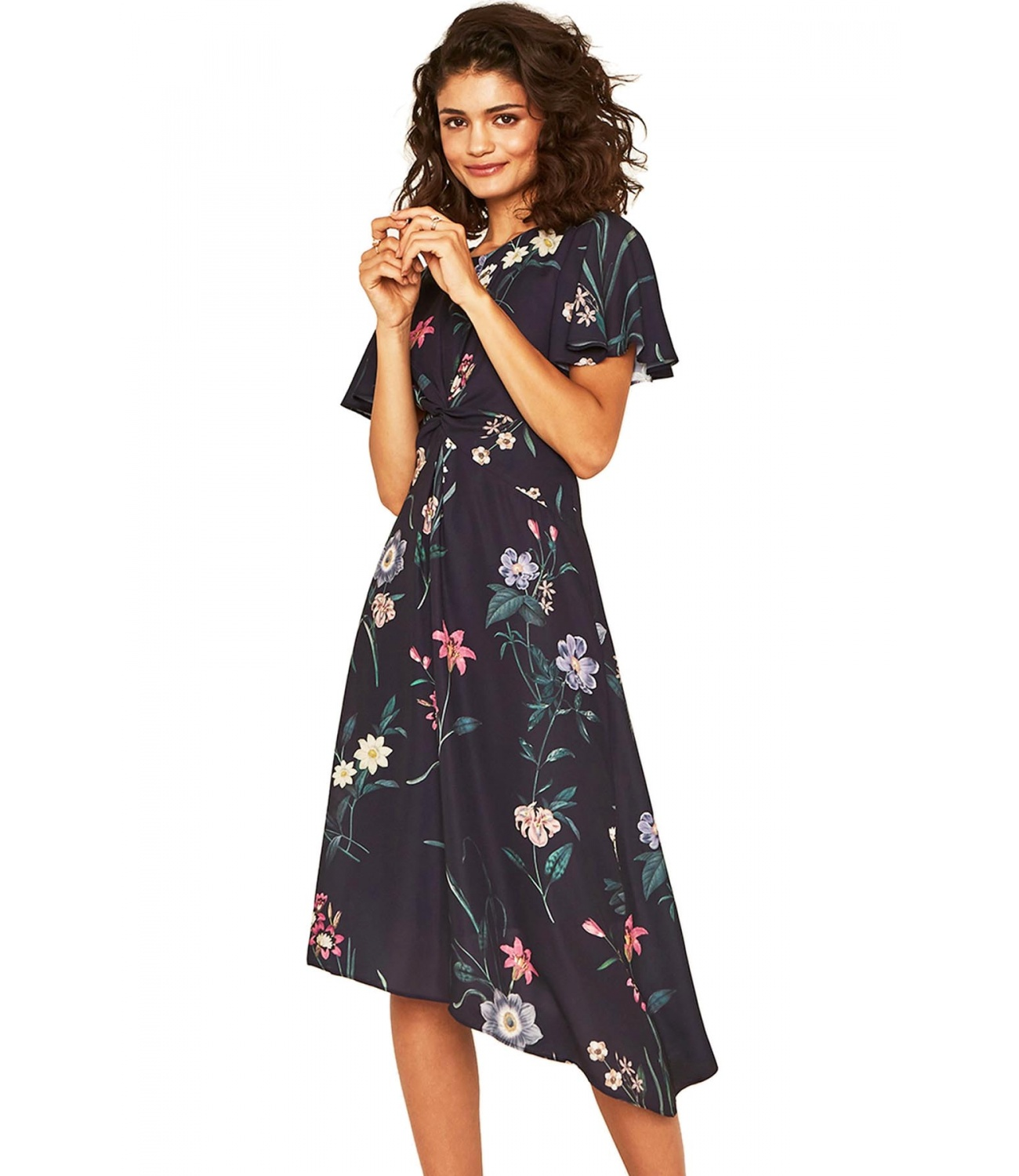 Raspberry® Rochie  Oasis Floral print 17803