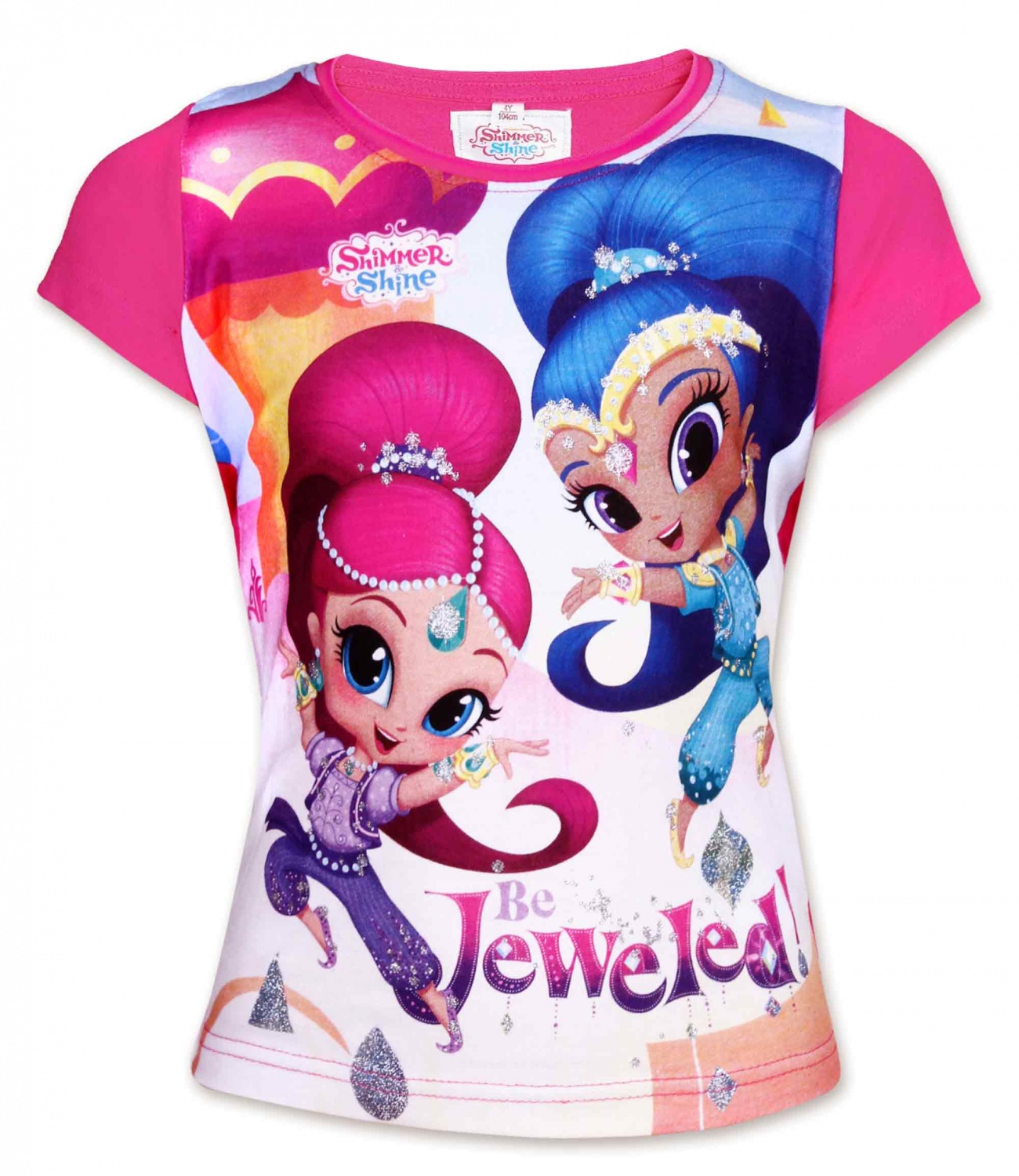 Shimmer and Shine® Tricou Ciclam 9623562