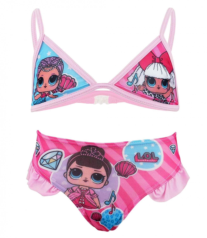 L.O.L. Surprise® Costum  baie 2 piese roz 23561