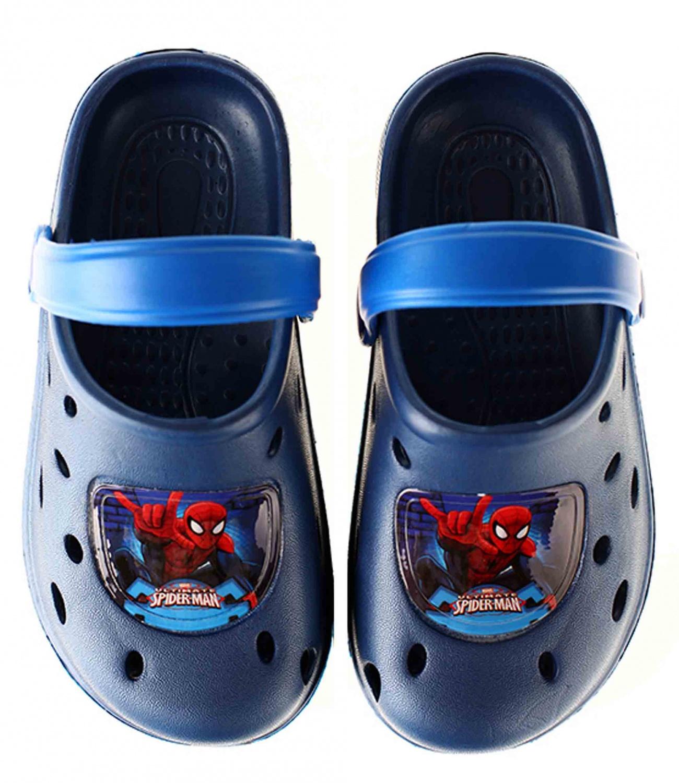 Spider-Man® Saboti tip Crocs bleumarin 8702182