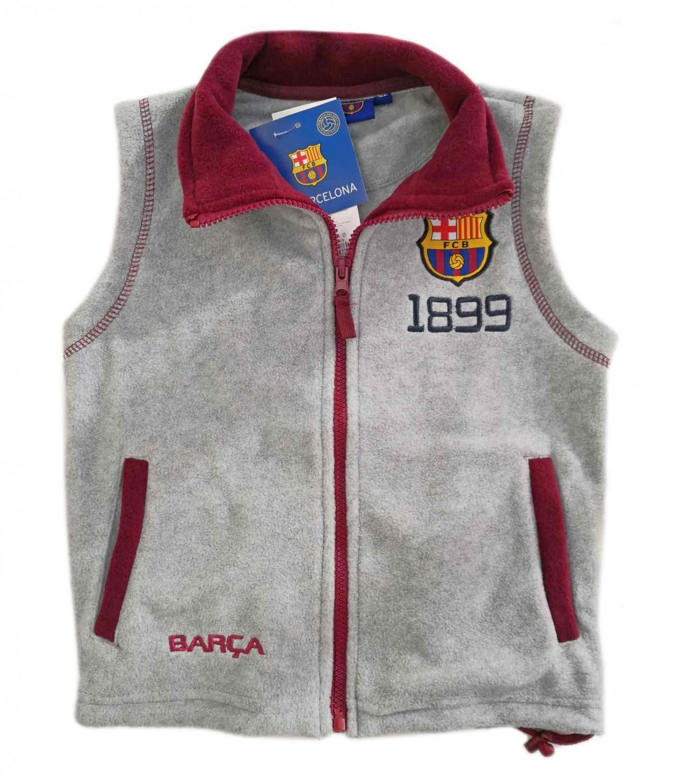 FC Barcelona® Vesta Fliss Gri 866783