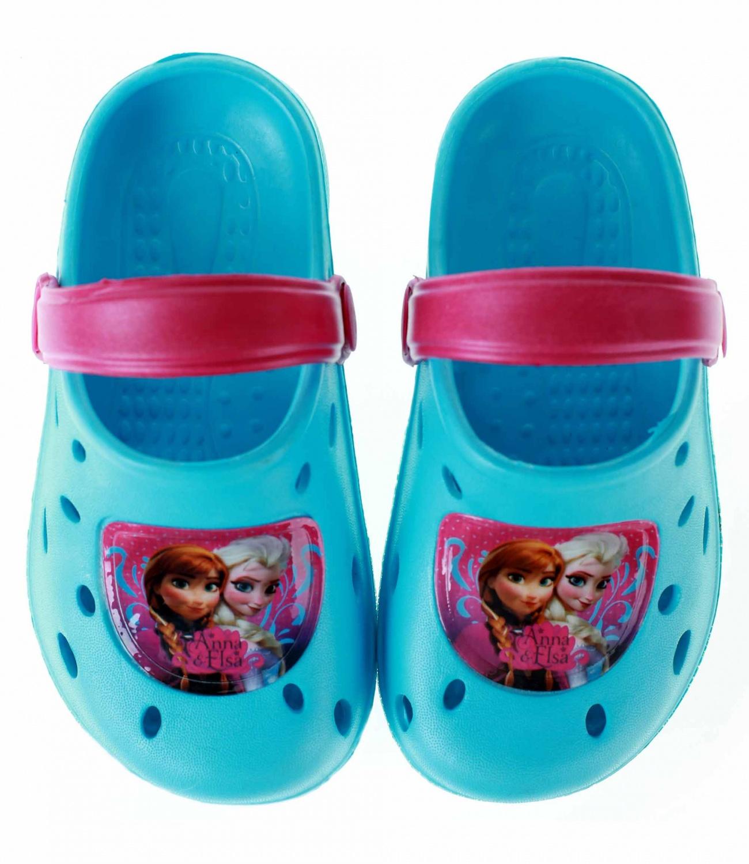 Frozen® Saboti tip Crocs Turcoaz 702271